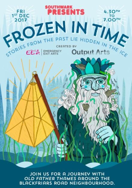171201 Frozen in Time Flyer