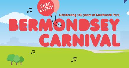 Bermondsey carnival banner 2